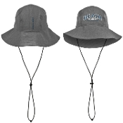 Graphite  Airvent Bucket Hat